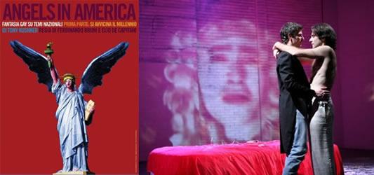 Angels in America: Fantasia gay su temi nazionali - Si avvicina il millennio