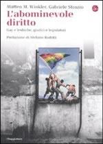 L'abominevole diritto - Gay e lesbiche, giudici e legislatori