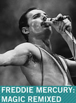 Freddie Mercury: Magic Remixed