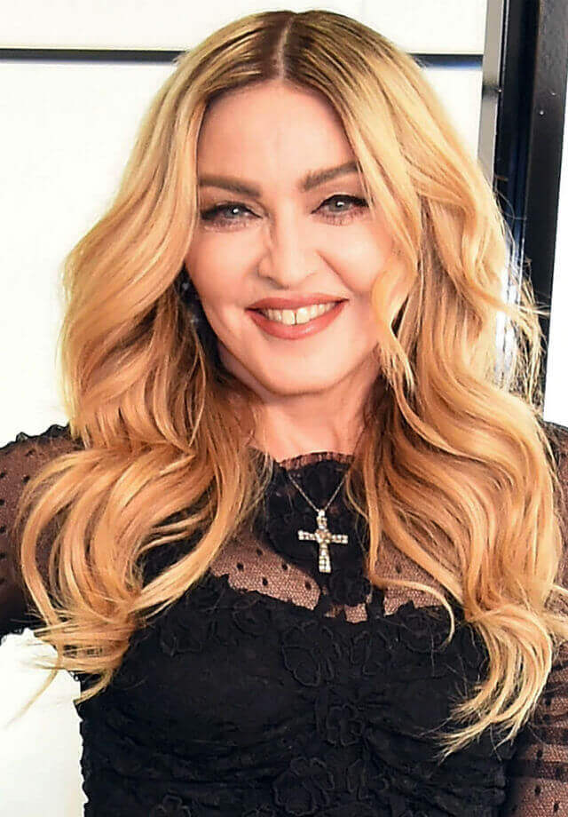 Madonna - Luise Veronica Ciccone
