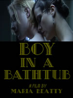 Boy in a Bathtub