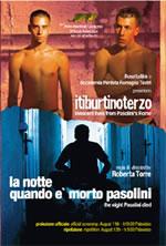 La Notte quando è morto Pasolini