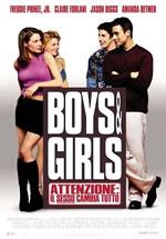 Boys & girls - Attenzione: il sesso cambia tutto