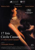 17 volte Cécile Cassard