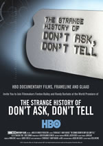 The Strange History of Don't Ask, Don't Tell
