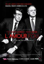 Yves Saint Laurent, l'amour fou