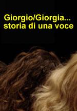 Giorgio Giorgia... Storia di una voce