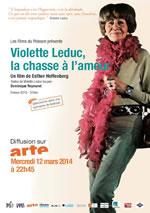 Violette Leduc: la chasse à l'amour