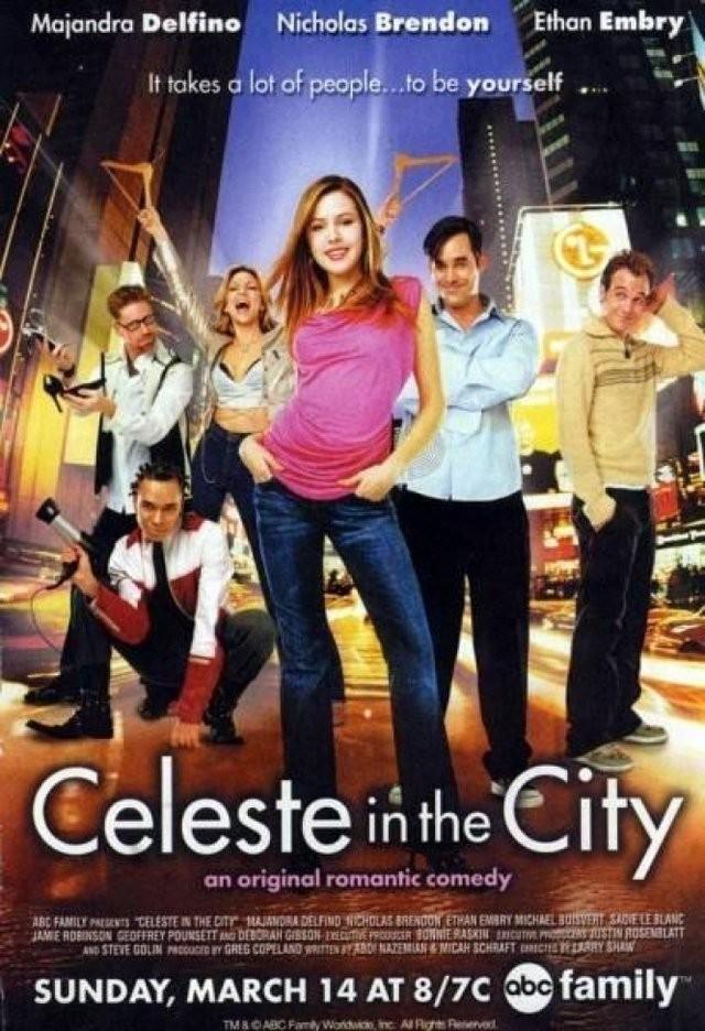 Celeste in città