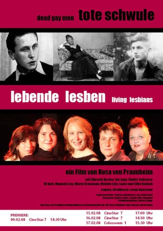 Dead Gay Men and Living Lesbians