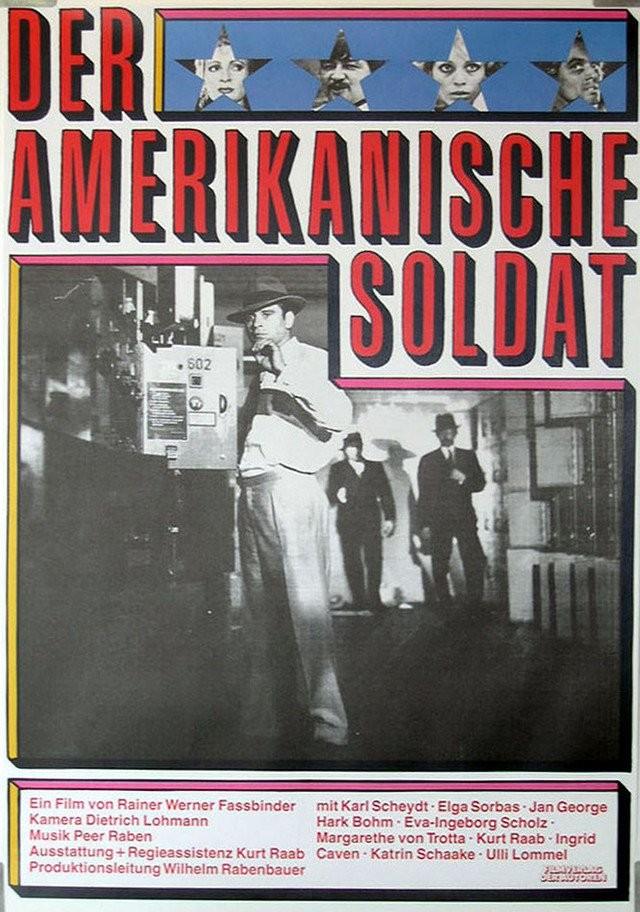 Il Soldato americano