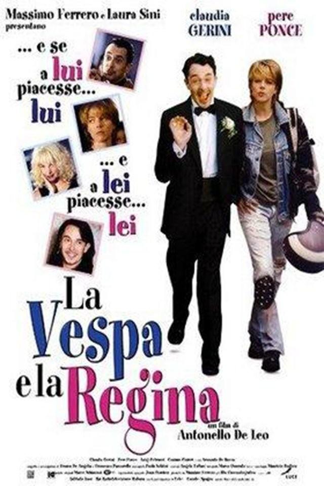 La Vespa e la regina