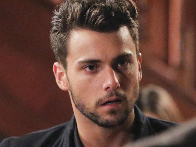 Connor - Jack Falahee