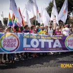 A Roma il primo Gay Pride dopo la legge sulle unioni civili