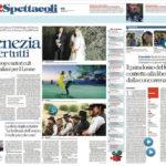 Veneziaper tutti -Tra pop e autori cult tre italiani per il Leone
