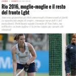 Rio 2016, moglie+moglie e il resto del fronte Lgbt
