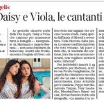 Successo di Daisy e Viola, le cantanti siamesi