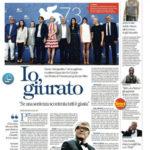 """Venezia 73 - Io,giurato - """"Se una sentenza scontenta tutti è giusta"""""""