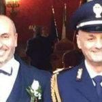 Nozze gay, a Roma la prima unione tra un poliziotto in divisa e il compagno