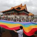 Migliaia a Taiwan per il gay pride