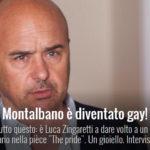Aiuto, Montalbano è diventato gay!