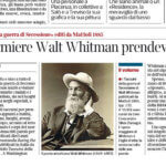 L'infermiere Walt Whitman prendeva appunti