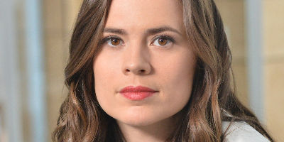 Hayes Morrison - Hayley Atwell