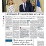 La minaccia dei dossier russi su Macron