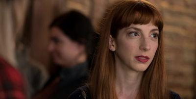 Lauren Heller - Molly Bernard