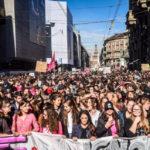 8 marzo, in piazza anche migliaia di maschi gay. Per i diritti delle loro figlie