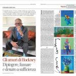 Gli amori di Hockney