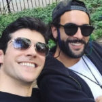 Marco Mengoni e Roberto Bolle insieme a New York