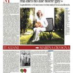 Marina Cicogna «Il cinema, Venezia, l'Avvocato. Ho amato una donna ma dico no alle nozze gay»