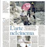 """Andrei Konchalovsky """"Porto sullo schermo la vita di Michelangelo"""""""