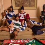 Due papà gay, di colore, con 4 figli: chi sono gli eroi della nuova campagna di Acne Studios