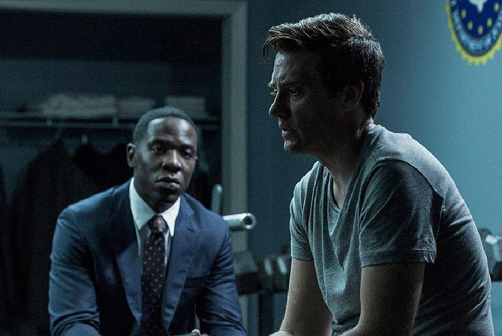 Agent Trevor Evans - McKinley Belcher III