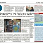 Ansie moderne tra Beckett e Gaber