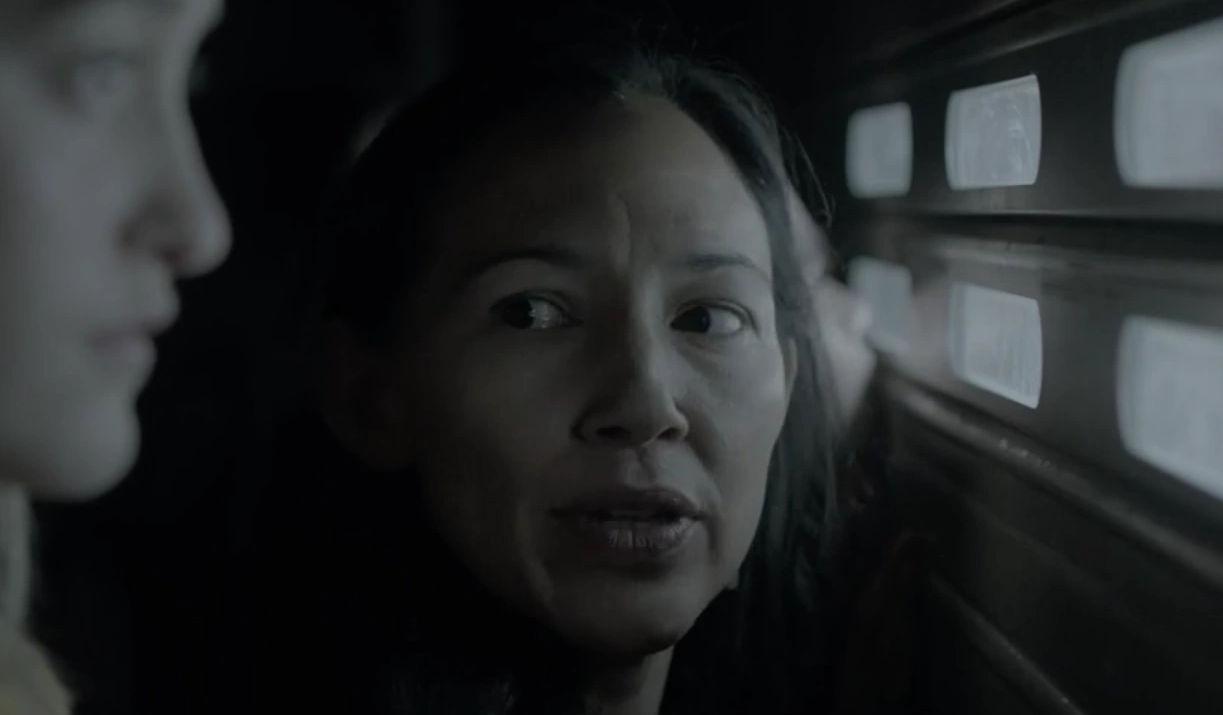 Kimi Lucero - Irene Bedard