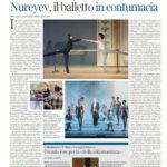 Nureyev , il balletto in contumacia
