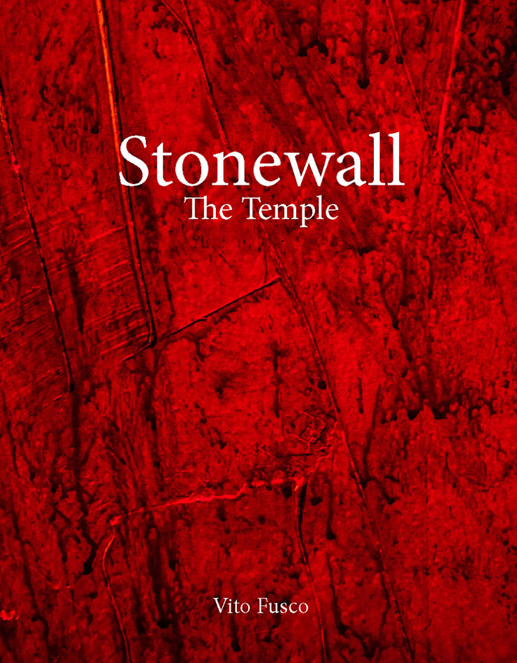 Stonewall. The temple.
