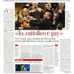 «Io, cattolico e gay»
