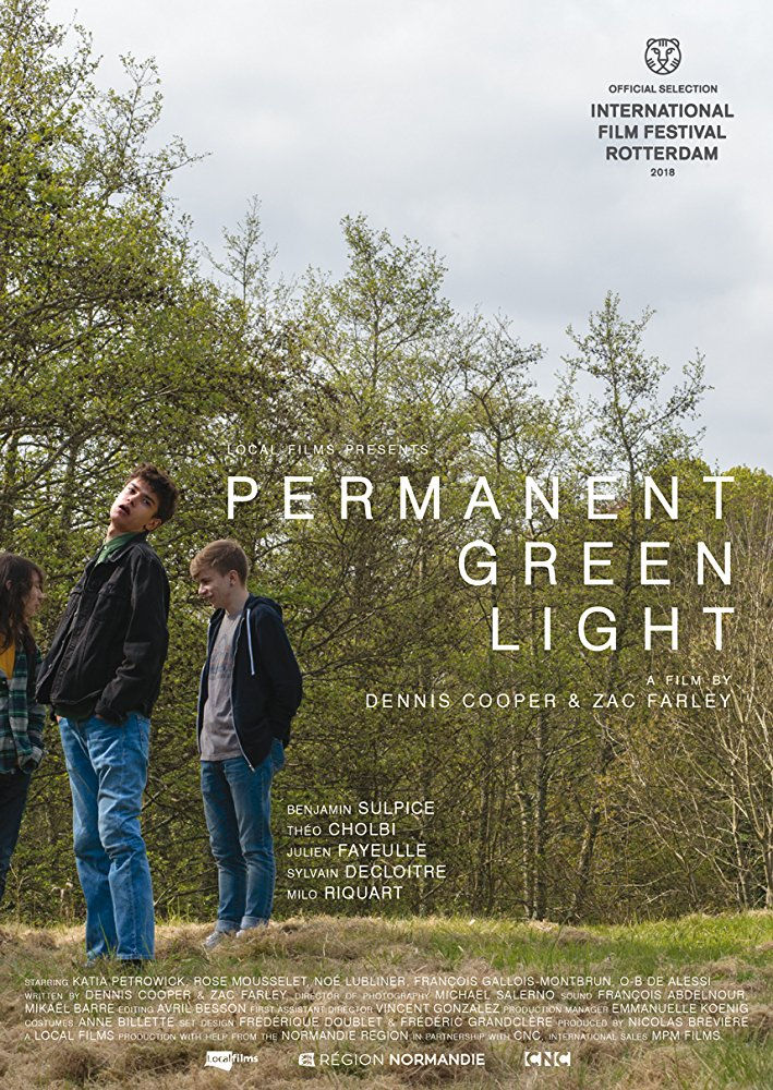 Permanent Green Light 2018 Cinemagay It