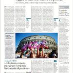 Gay pride, migliaia a Roma «Sì ai diritti»