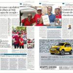 Magliette rosse e arcobaleni, diecimila sfilano al Pride «La Bologna che accoglie»