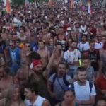 RIMINI: Summer Pride, in migliaia sul lungomare contro l'omofobia