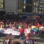A Cagliari sfila l'orgoglio gay: in migliaia al Sardegna Pride