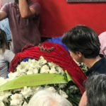 L'ultimo saluto alla drag queen La Karl du Pigné: la comunità gay piange Andrea Berardicurti