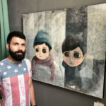 L'artista gay respinto a San Vendemiano espone a Conegliano