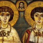I patroni omosessuali nel cristianesimo: i santi Sergio e Bacco