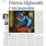 Patricia Highsmith è un'assassina